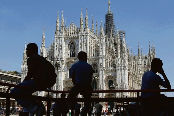 Milan will host an Expo in 2015.