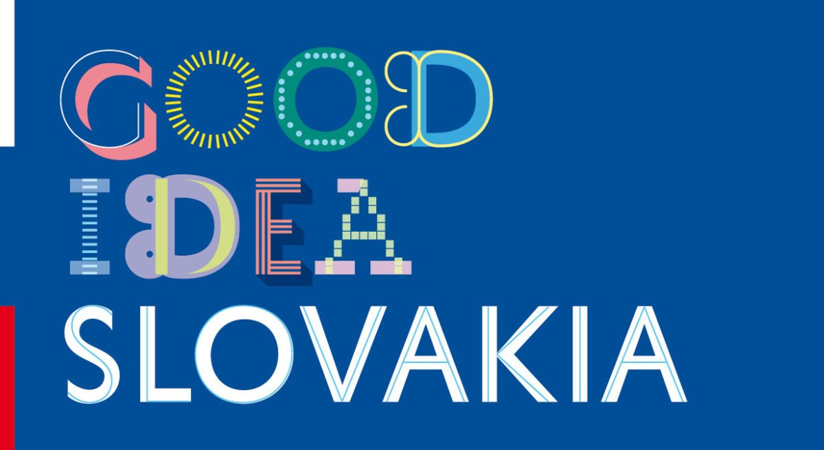 slovakia has a new slogan and logo as part of its �brand