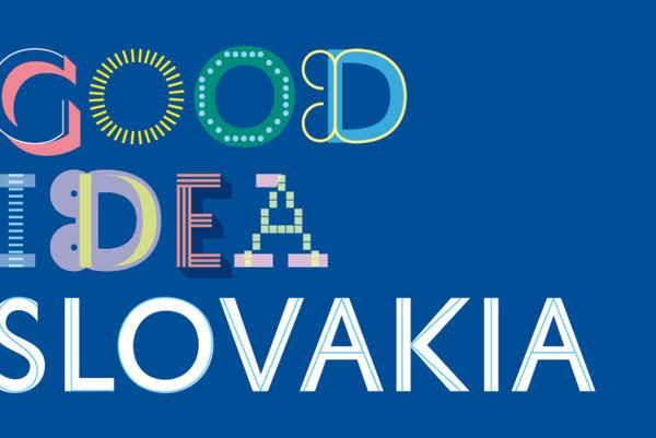 The new logo of Slovakia
