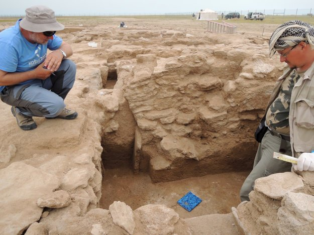 Discovery of ancient air conditioning by Slovak archaeologists