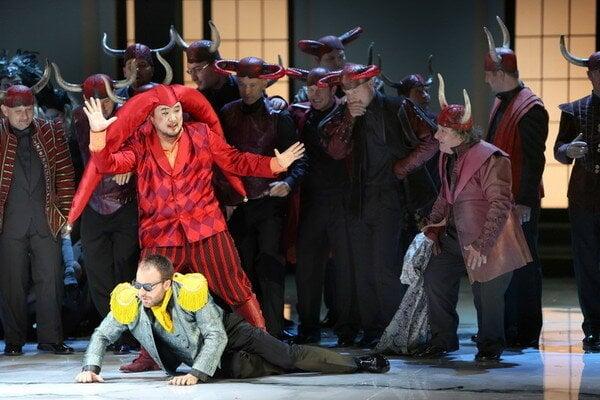 Rigoletto by Giuseppe Verdi in SND.