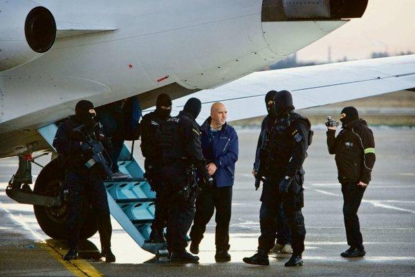 Baki Sadiki was extradited to Slovakia in late 2012.
