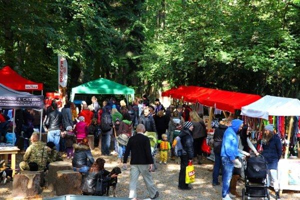 The atmosphere of the Nájdite sa! event
