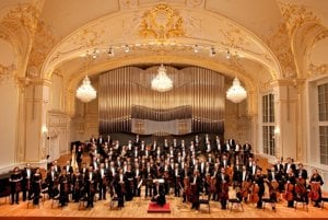 Slovak Philharmonics with E. Villaume