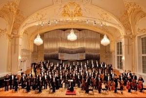 Slovak Philharmonics with E. Villaume