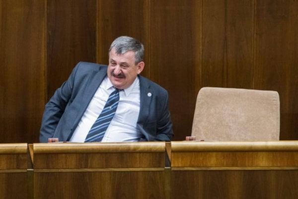 MP Anton Hrnko