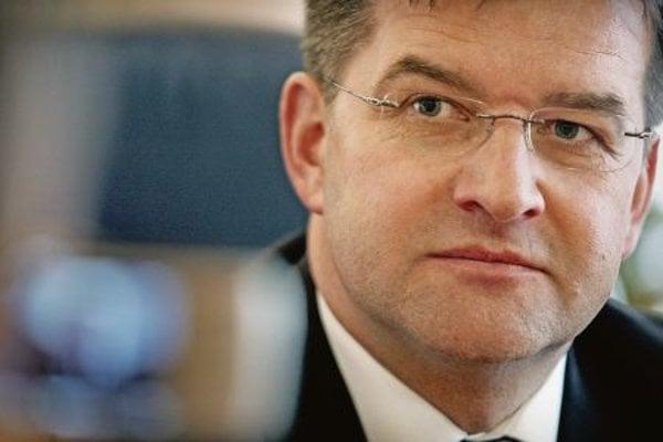 Foreign Minister Miroslav Lajčák
