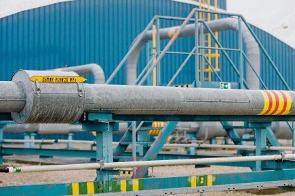 Slovakia invests into interconnecting gas pipelines.