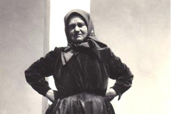Magdaléna Slamková