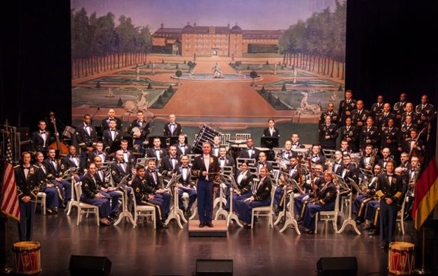 The United States Army Europe Band and Chorus