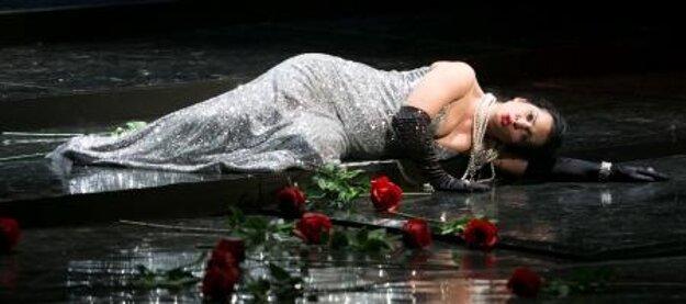 Manon Lescaut premieres in State Theatre Košice.