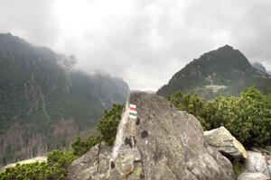 A High Tatras view.