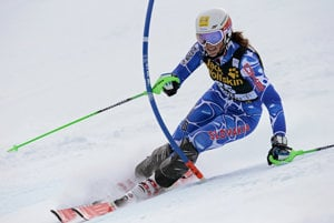 Petra Vlhová placed well, too, in Aspen slalom.