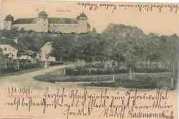 Halič Castle