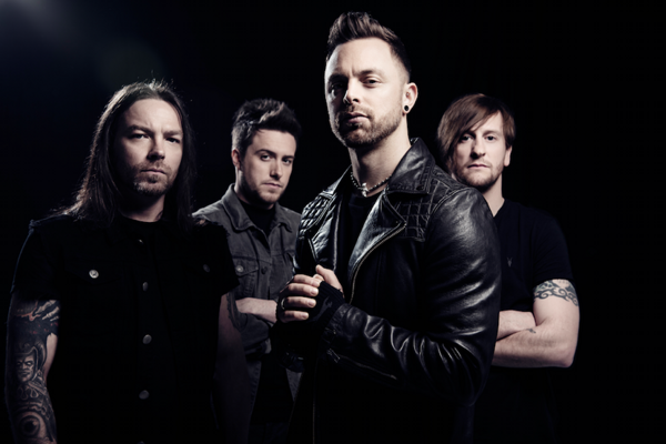 Welsh heavy metal band Bullet for My Valentine