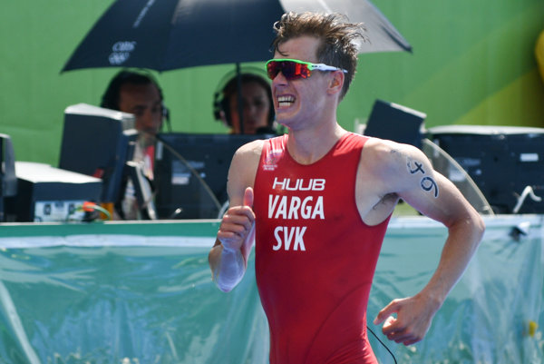 Slovak triathlete Richard Varga ended eleventh in the 2016 Olympic Games in Rio de Janeiro.
