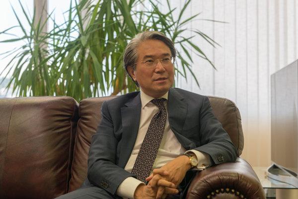 Korean Ambassador Taero Lee