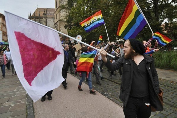 Rainbow flags irritate some Slovak politicians but the ombudswoman will hang one from her office, nevertheless.