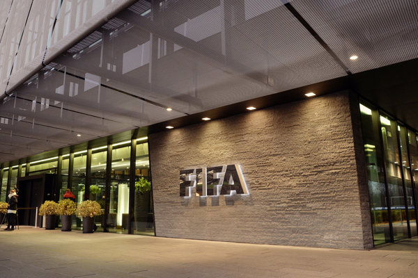 FIFA Headquarters in Zurich, Switzerland.