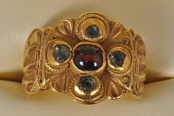 The precious originated from Krakovany – Stráže