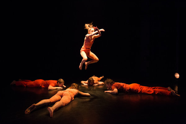 It Is All Vainness, dance performance in the Štúdio Tanca Theatre, DŠT.
