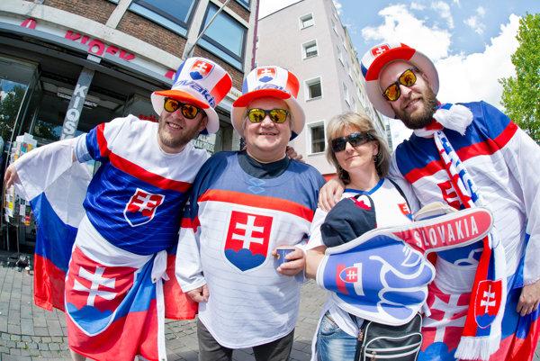 Ice hockey is popular in Slovakia