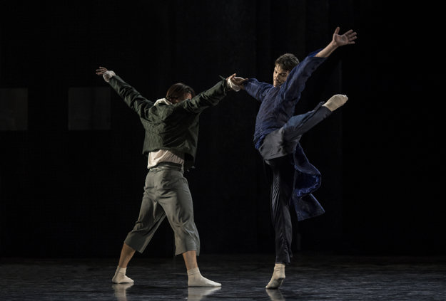 Peter dedinský (Romeo), Mergim Veselaj (Tybalt)