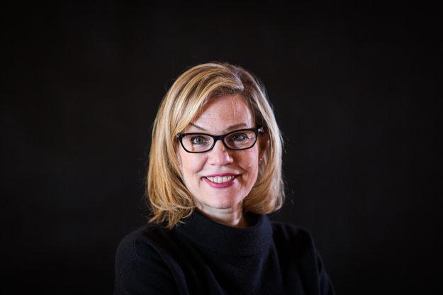 US designer Debbie Millman