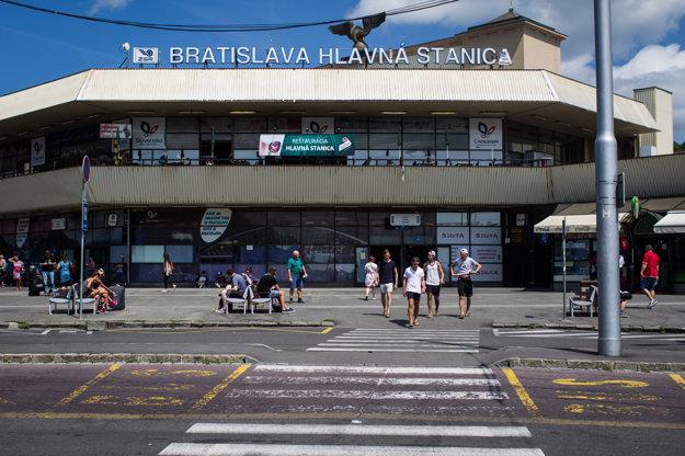 Main railway station, Bratislava