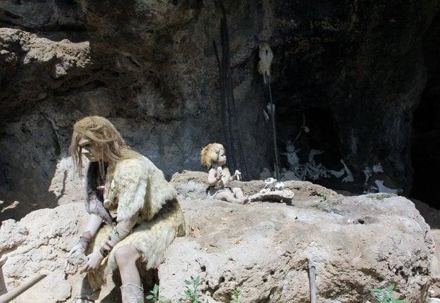 Museum of prehistory, Bojnice