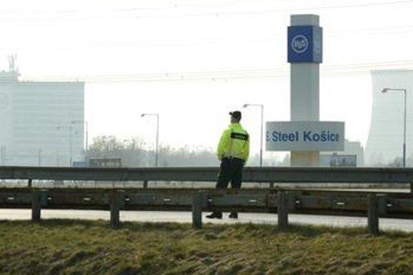 The Košice plant of U. S. Steel
