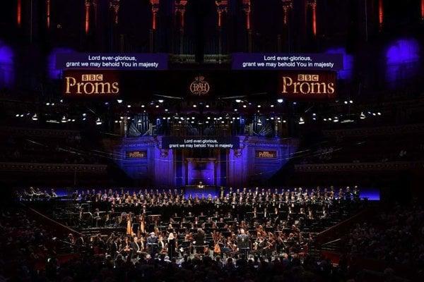 Slovak Philharmonic Choir (SFZ) at BBC Proms