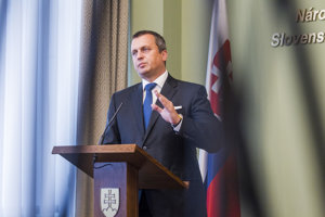Andrej Danko, chairman of the SNS