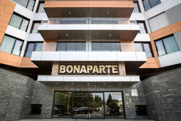 The Bonaparte complex.
