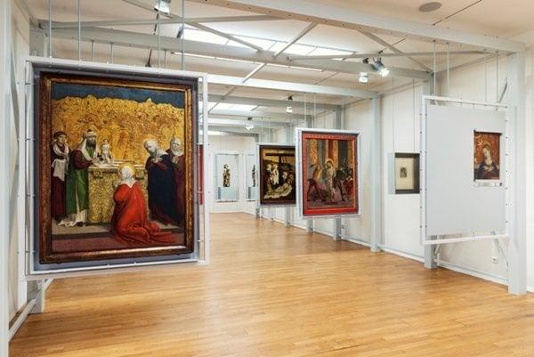 A Sunday Rets in English will focus on Master of Okoličné exhibition on Ocotber 1.
