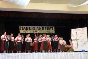 Hauerlandfest is one of the bigger regional events.