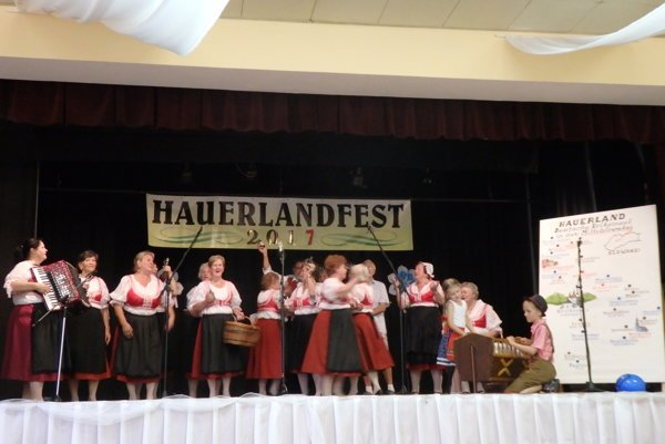 Hauerlandfest is one of the bigger regional events.