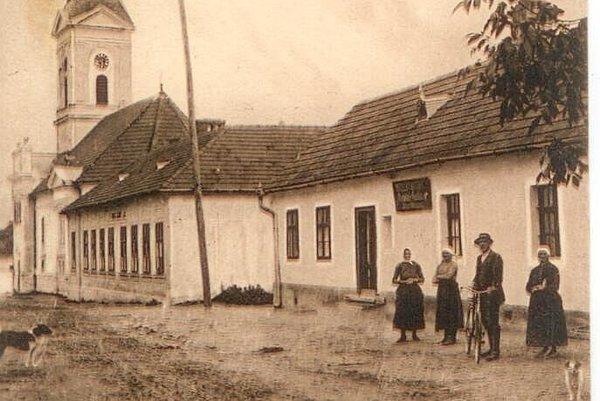 Maypole in Limbach