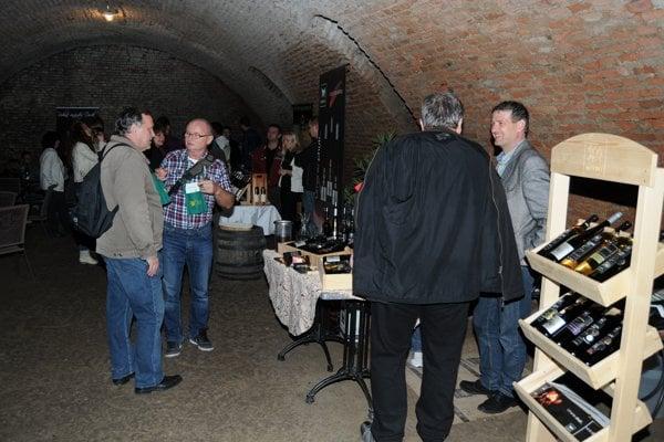 Day of wine cellars 2013 in Trnava