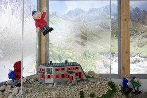 Chata pod Rysmi miniature