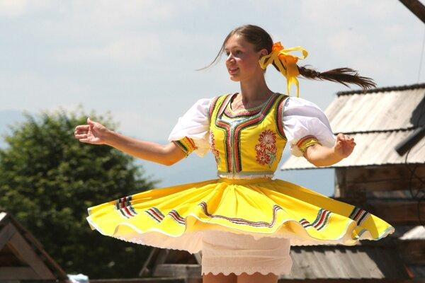 Festival in Východná