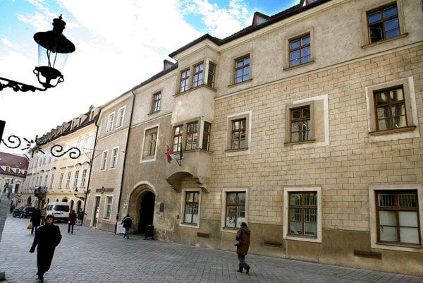 Academia Istropolitana in Bratislava