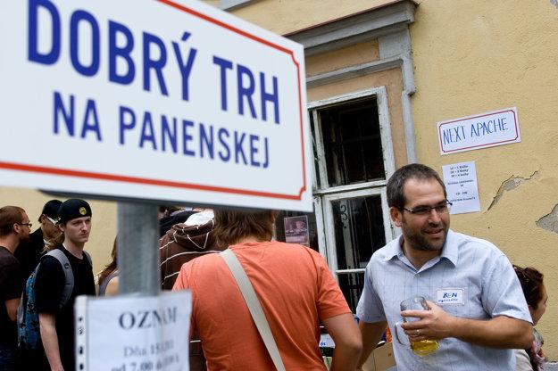 Good Market or Dobrý Trh in Bratislava