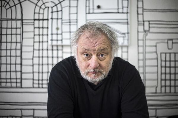 Slovak film director Martin Šulík