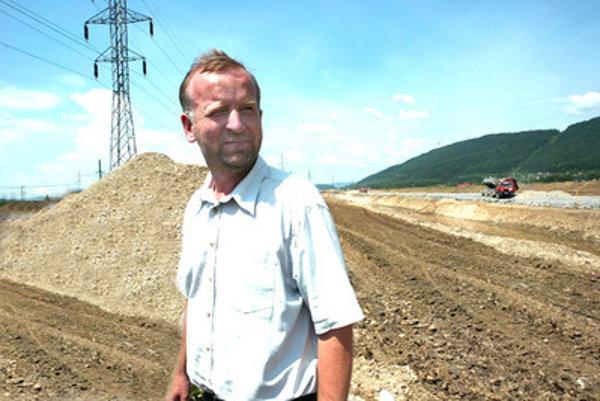 Archaeology Institute head, Matej Ruttkay