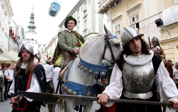 Coronation Ceremony in 2006