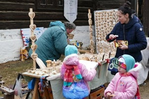 Easter market in SNM Martin.