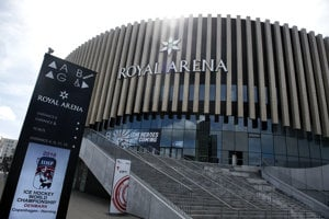 The Royal Arena in Copenhagen, Denmark