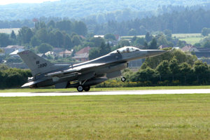 Sliač Airport hosts SIAF, the biggest annual air show in Slovakia.