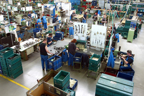 Employees, illustrative stock photo
